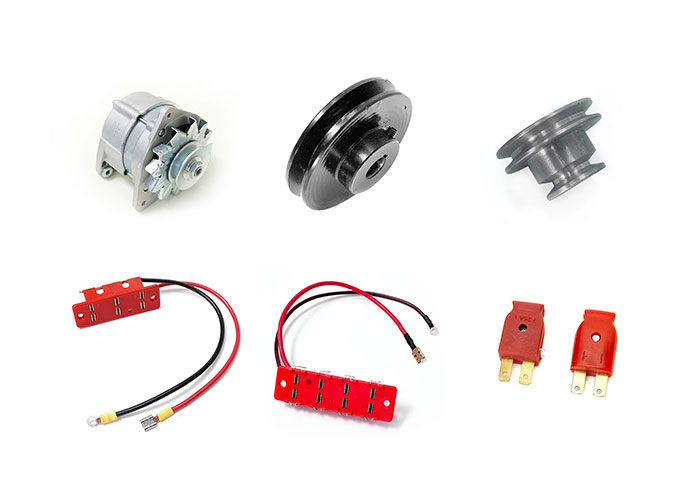 GENERATOR SPARE PARTS AND SUPPLIES