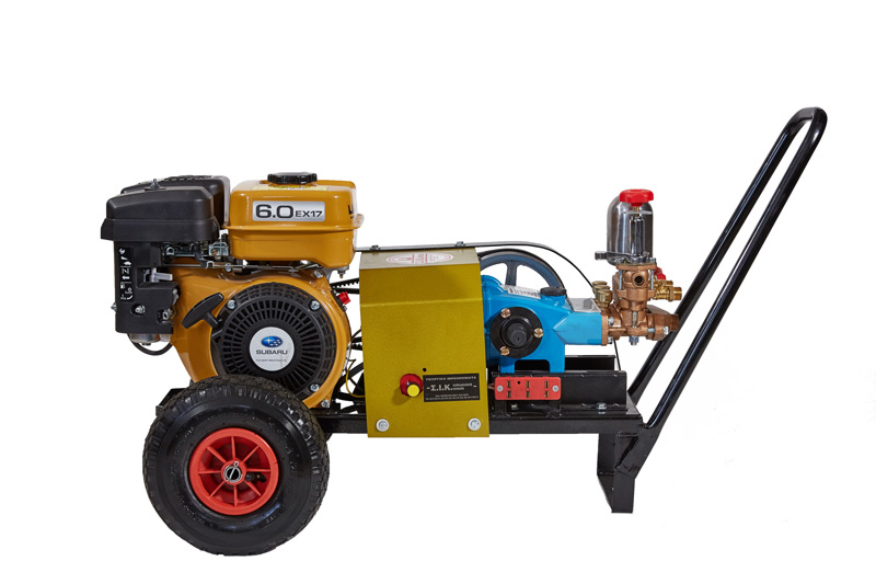 SIK KIRIAKAKIS Rake Harvester Power Generator